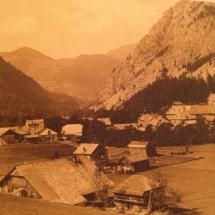 Abondance circa 1920