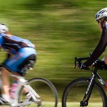 Cycling in Portes du Soleil