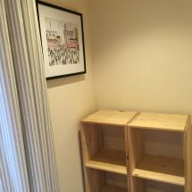 Shelves chambre la foret