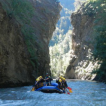 Gorge Kayaking