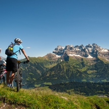 Mountain Biking in Portes du Soleil