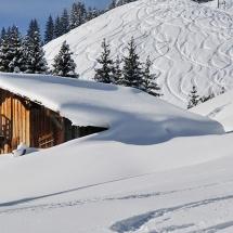 Skiing Abondance